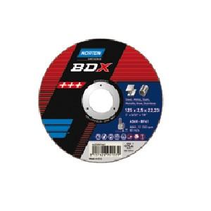 Dischi abrasivi da taglio Norton   BDX