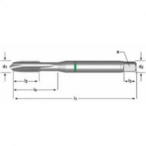 Maschi Green Dormer per alluminio fori  passanti IC
