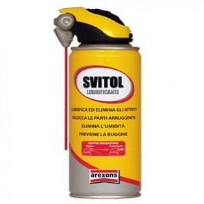 Sbloccante SVITOL lubrificante doppio erogatore 4129